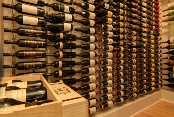 Modern Wine Cellar London The Importance of Good Storage